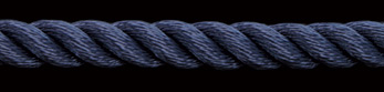 Polyester 3-strand twisted